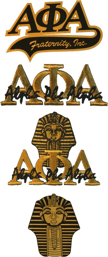 Alpha Phi Alpha Line Jacket