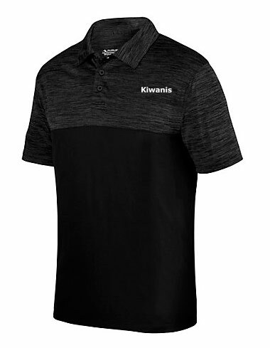 Kiwanis Shadow Tonal Polo