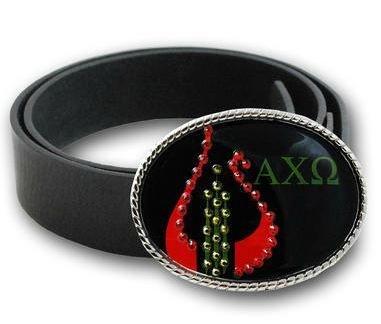 Alpha Chi Omega Belt Buckles - 75% OFF
