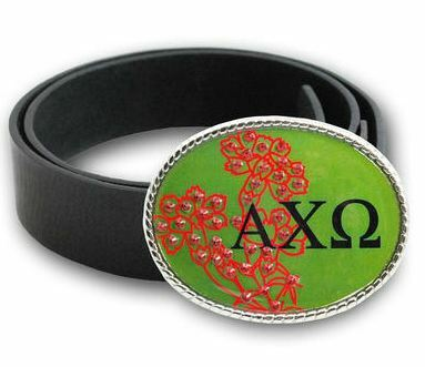 Alpha Chi Omega Belt Buckles - 75% OFF