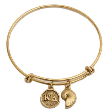 Kappa Delta Expandable Bracelet