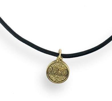 Alpha Chi Omega Choker Necklace