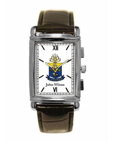 Alpha Epsilon Pi Greek Classic Wristwatch