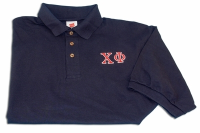 Double Letter Polo