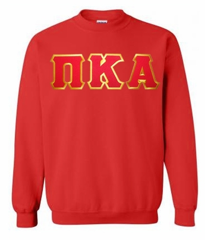 Pi Kappa Alpha Greek Crewneck- MADE FAST!
