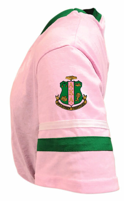 Fraternity & Sorority Jersey W/ Custom Sleeves