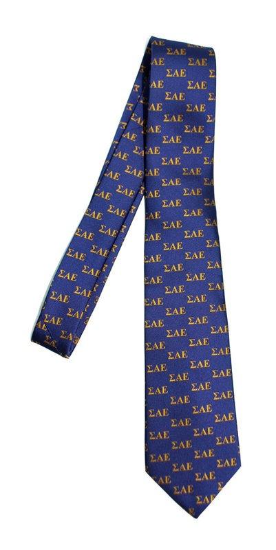 Sigma Alpha Epsilon Tie