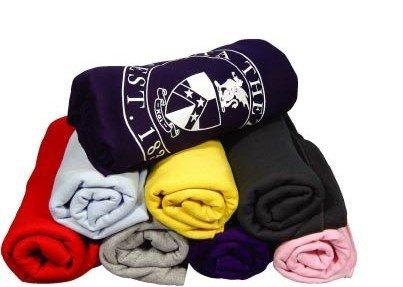 Greek Sweatshirt Blankets