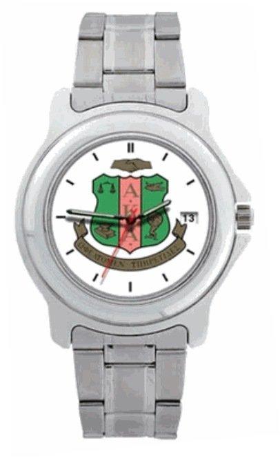 Sorority Sleek Steel Watch