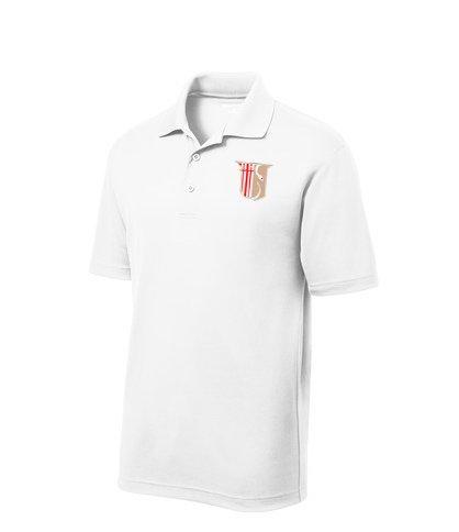 DISCOUNT-Theta Chi Emblem Polo