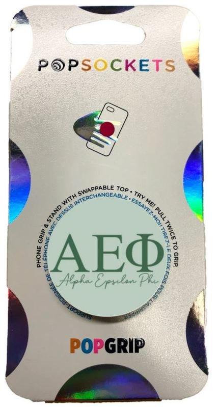 Alpha Epsilon Phi 2-Color PopSocket