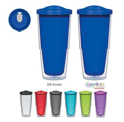 Fraternity & Sorority 24oz Biggie Tumbler with Lid