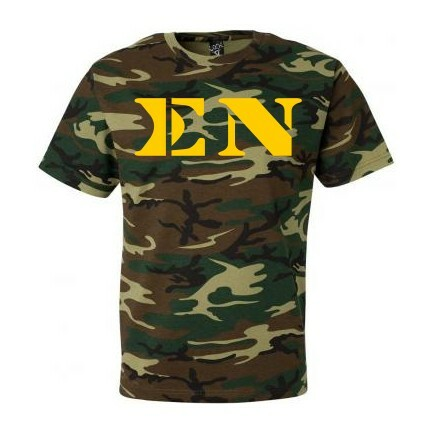 Army Greek Camouflage Tees