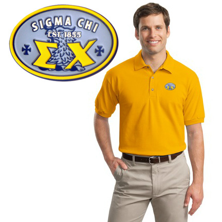 DISCOUNT-Fraternity Sport Polo