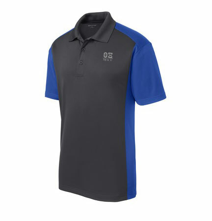 Greek Colorblock Polo