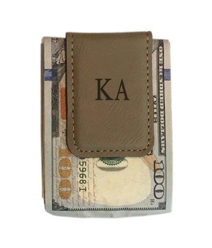 Fraternity Money Clip