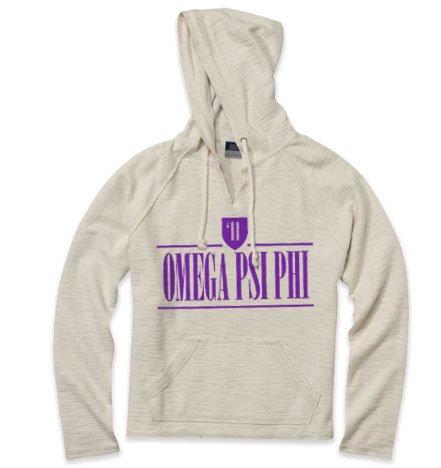 Omega Psi Phi Bonfire Baja Hood