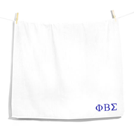 Phi Beta Sigma Towel - 35 in. by 60 in.