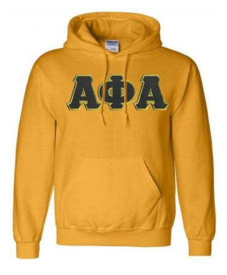 Alpha Phi Alpha Lettered Sweatshirts