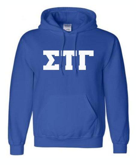 Collegiate Greek Hoodie