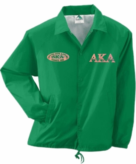 Alpha Kappa Alpha Tail Jacket