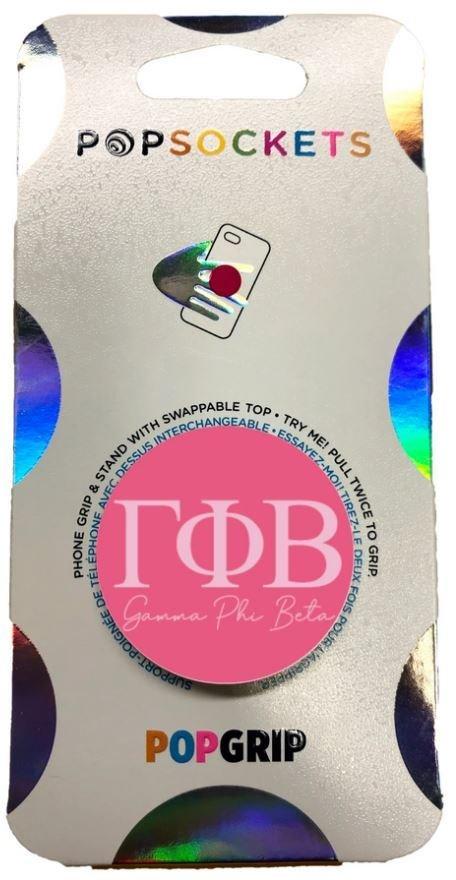 Gamma Phi Beta 2-Color PopSocket