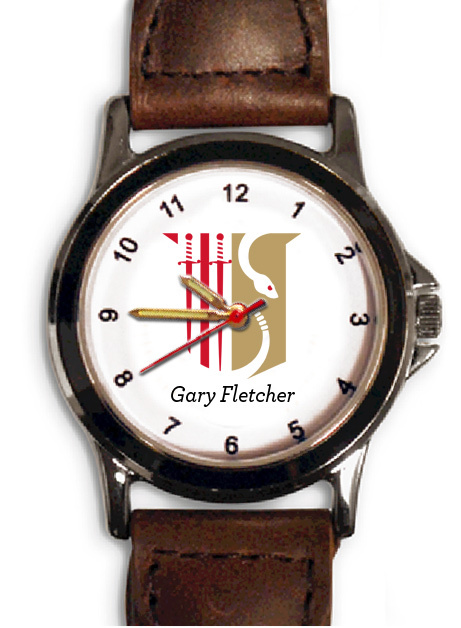 Theta Chi Admiral Watch