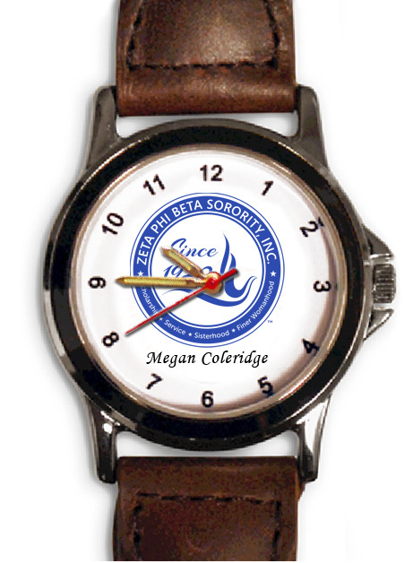 Zeta Phi Beta Admiral Watch