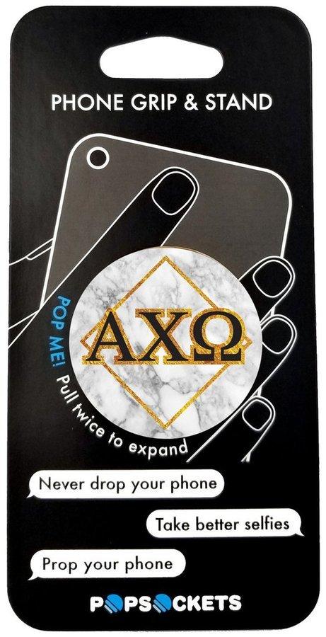 Alpha Chi Omega Diamond Pop Socket