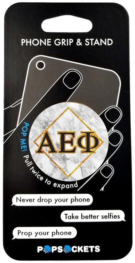 Alpha Epsilon Phi Diamond Pop Socket