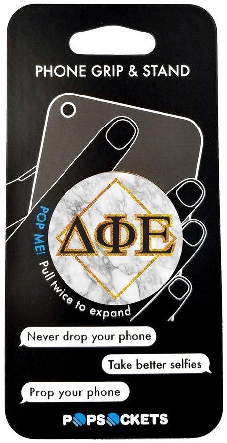 Delta Phi Epsilon Diamond Pop Socket