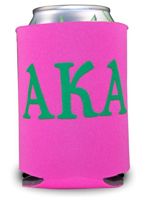 Alpha Kappa Alpha Pocket Can Cooler