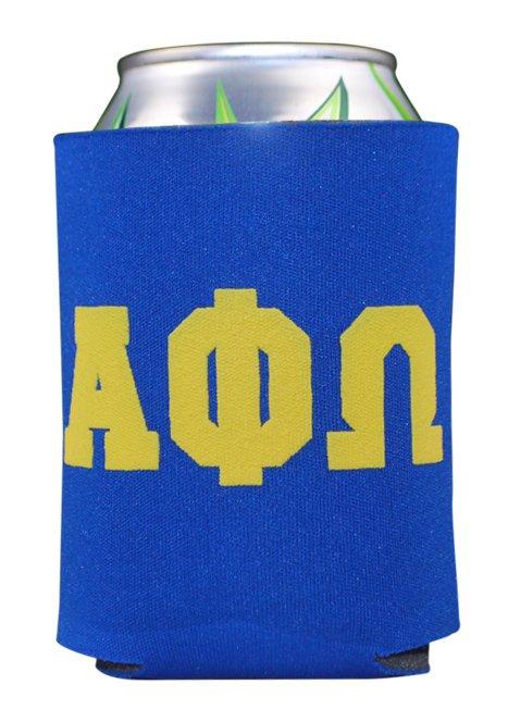 Alpha Phi Omega Pocket Can Cooler