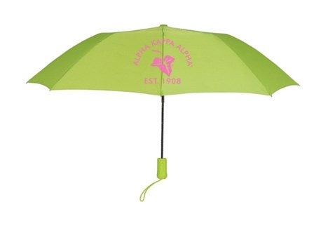 Alpha Kappa Alpha Mascot Umbrella