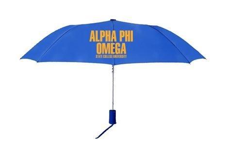 Alpha Phi Omega Umbrella