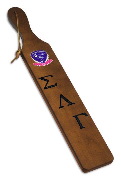 Sigma Lambda Gamma Discount Paddle