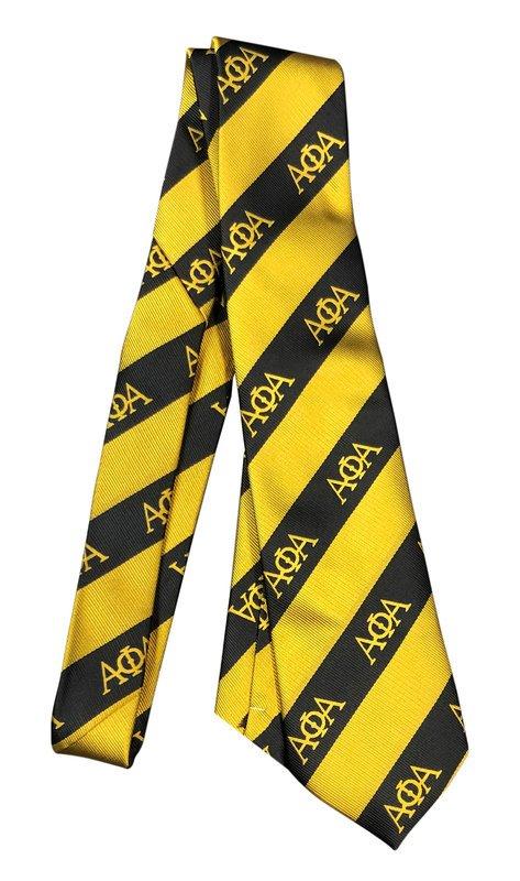 Alpha Phi Alpha Tie