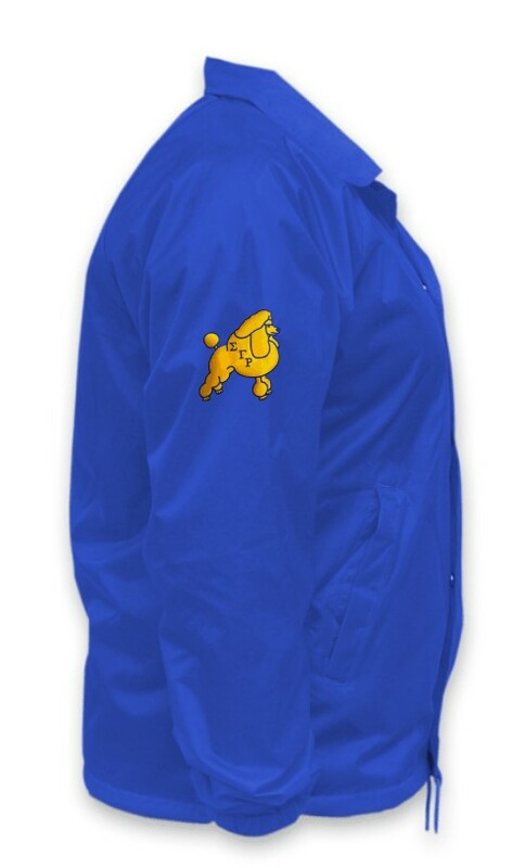 Sigma Gamma Rho Crossing / Line Jacket