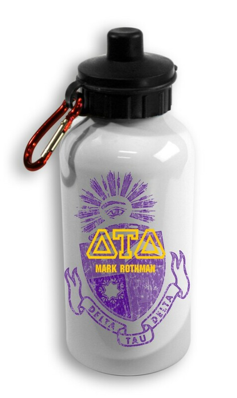 Aluminum Fraternity Water Bottle