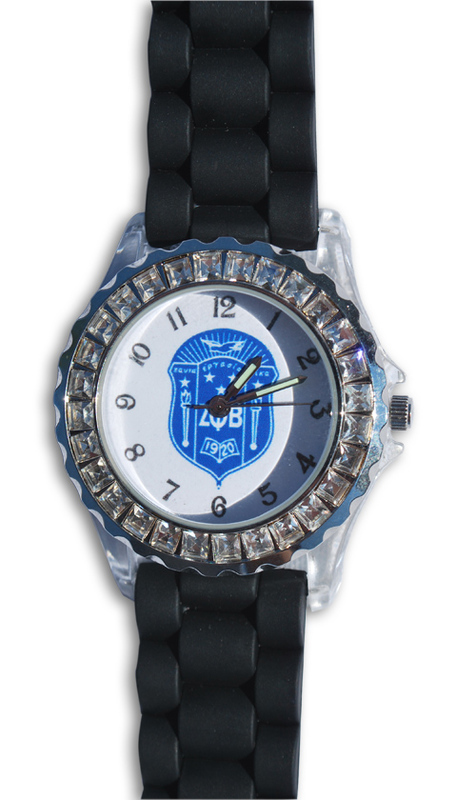 Limited Edition Sorority Rhinestone Greek Watch