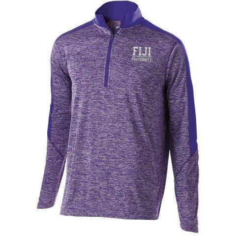 FIJI Fraternity Electrify 1/2 Zip Pullover