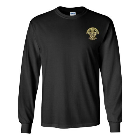 Kappa Delta Phi Fraternity Crest Longsleeve Tee