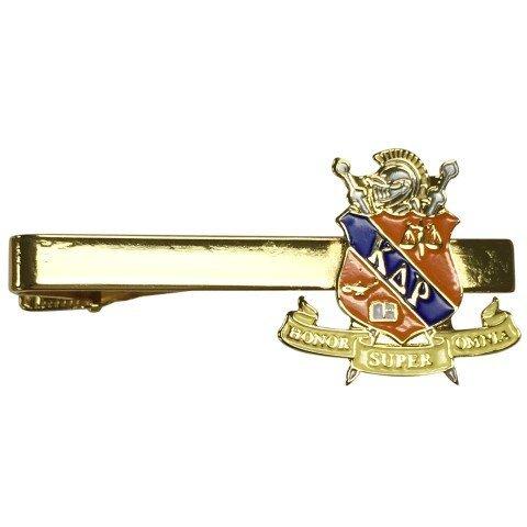Kappa Delta Rho Color Crest - Shield Tie Clips