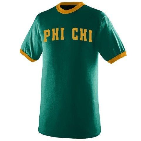 Phi Chi Ringer T-shirt