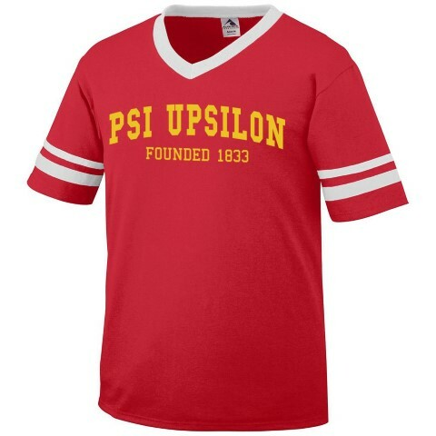 Psi Upsilon Founders Jersey