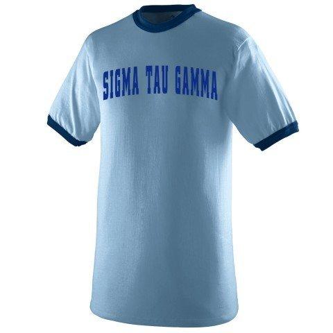 Sigma Tau Gamma Ringer T-shirt