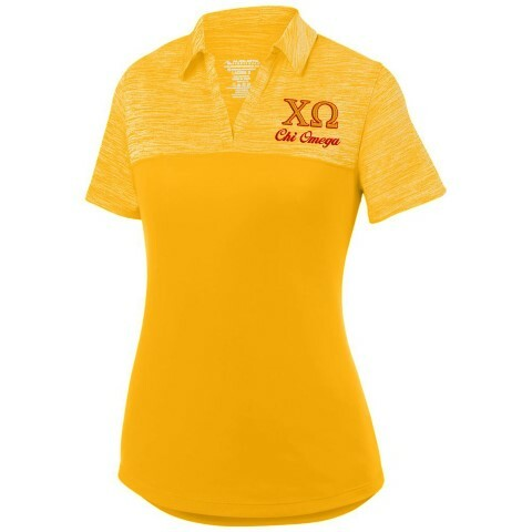 Sorority Shadow Tonal Sport Polo