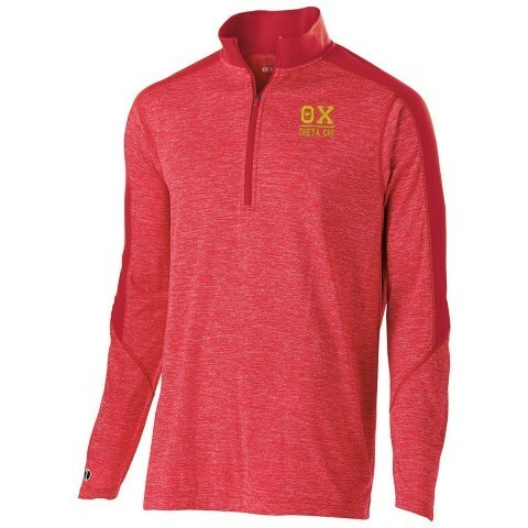 Theta Chi Fraternity Electrify 1/2 Zip Pullover
