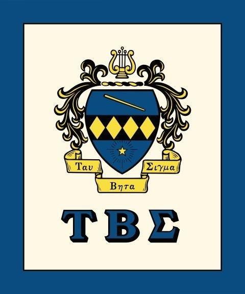 Tau Beta Sigma Sherpa Lap Blanket