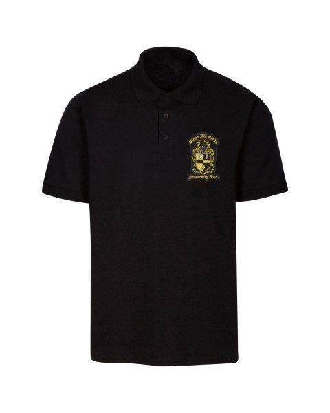 Alpha Phi Alpha 2 Day Ship Crest Polo